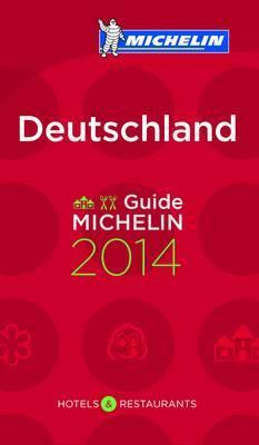 Michelin Guide Deutschland: 2014
