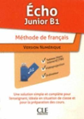 Echo Junior: Version Numerique Pour Tbi Sur Cle Usb B1