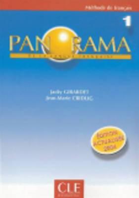 Panorama 1: Methode De Francais (Livre D 'Eleve)