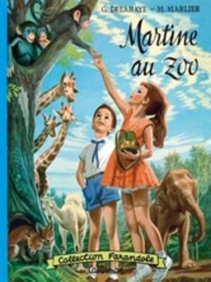 Martine HB: Martine Au Zoo