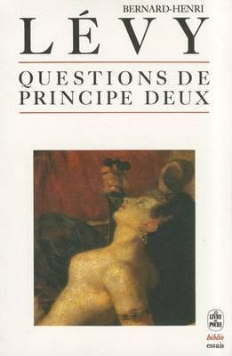 Questions de Principe Deux