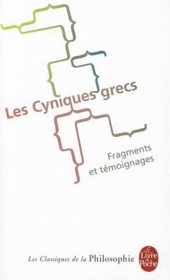 Les Cyniques Grecs