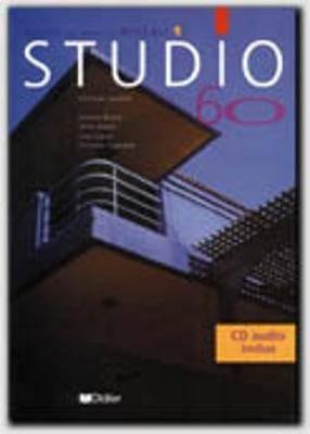Studio 60: Livre de l'eleve & CD-audio 1