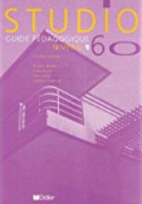 Studio 60: Guide Pedagogique 1