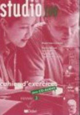 Studio 100: Cahier D'Exercices & CD-Audio 2