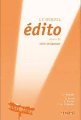 Edito: Guide Pedagogique (New Ed)