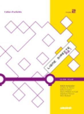 Ligne Directe: Cahier d'exercices 2 (A2.1) + CD-rom