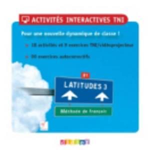 Latitudes: CD-Rom Ressources Numeriques 3