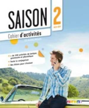 Saison: Cahier D'activites (A2-b1) + CD