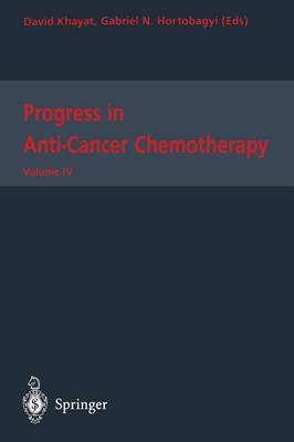 Progress in Anti-Cancer Chemotherapy: v. 2