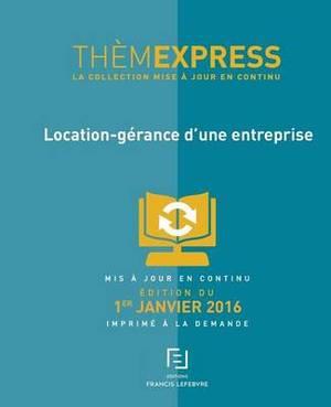 Themexpress-Location- Gerance D'Une Entreprise