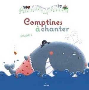 Comptines a Chanter: Comptines a Chanter 2 - Book + Cd-audio