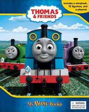 Thomas and Friends: My Busy Book