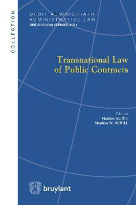 Transnational Law of Public Contracts