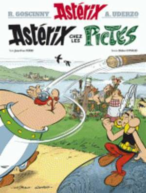 Asterix French: Asterix Chez Les Pictes