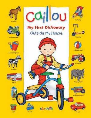 My First Dictionary: Outside My House