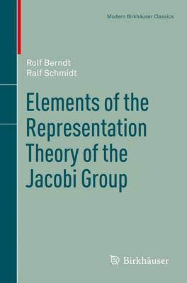 Elements of the Representation Theory of the Jacobi Group: 1998
