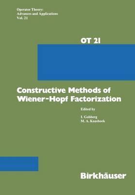Constructive Methods of Wiener-Hopf Factorization