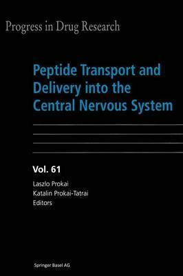Peptide Transport and Delivery into the Central Nervous System