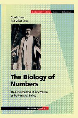 Biology of Numbers: The Correspondence of Vito Volterra on Mathematical Biology