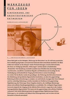 Werkzeuge Fur Ideen: Einfuhrung Ins Architektonische Entwerfen
