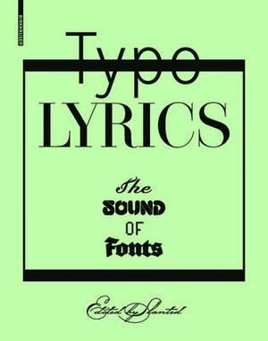 TypoLyrics: The Sound of Fonts