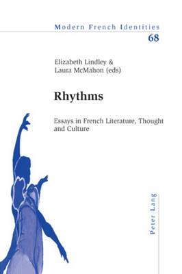 Rhythms: Essays in French Literature, Thought and Culture