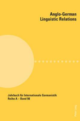 Anglo-German Linguistic Relations