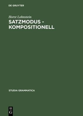 Satzmodus - Kompositionell