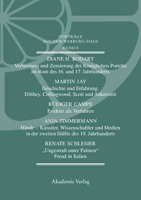 Vortrage Aus Dem Warburg-Haus. Band 8