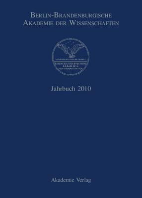 Jahrbuch 2010