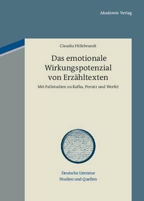 Das Emotionale Wirkungspotenzial Von Erz�hltexten