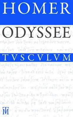 Odyssee: Griechisch - deutsch