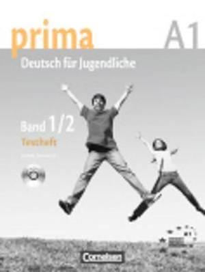 Prima - Deutsch Fur Jugendliche: Testheft Band 1/2 MIT CD