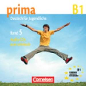 Prima - Deutsch Fur Jugendliche: CD 5 (1)
