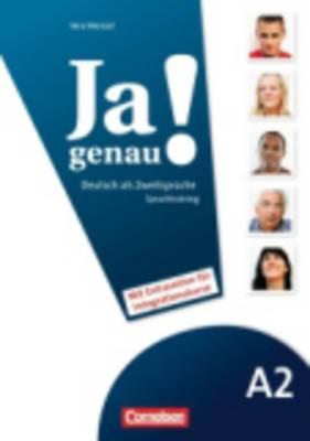 JA Genau!: Sprachtraining A2 Band 1 & 2 MIT Differenzierungsmaterial