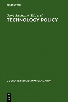 Technology Policy: Towards an Integration of Social and Ecological Concerns