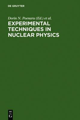 Experimental Techniques in Nuclear Physics