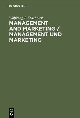 Management: Encyclopedic Dictionary