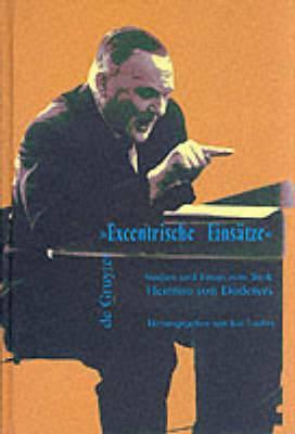 Excentrische Einsatze : Studien und Essays zum Werk Heimito von Doderers