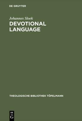 Devotional Language