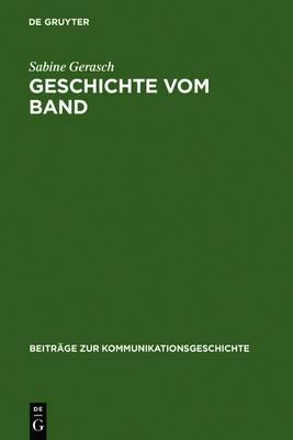 Geschifte Vom Band: Die Sendereihe Zeitzeichen DES Westdeutschen Rundfunks
