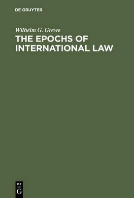 The Epochs of International Law