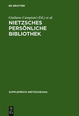 Nietzsches Personliche Bibliothek