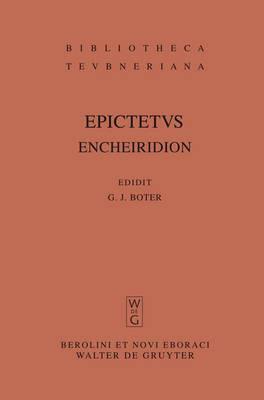 Epictetus, Encheiridion