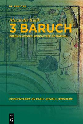 3 Baruch: Greek-Slavonic Apocalypse of Baruch