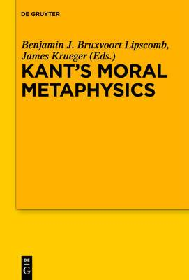 Kant's Moral Metaphysics: God, Freedom, and Immortality