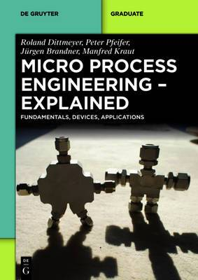 Micro Process Engineering - Explained: Fundamentals, Devices, Applications