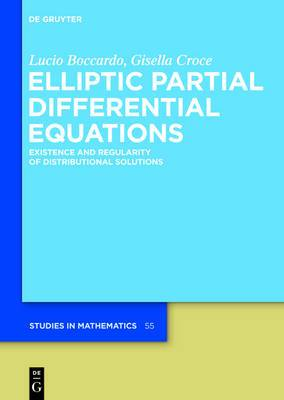 Elliptic Partial Differential Equations: Existence and Regularity of Distributional Solutions