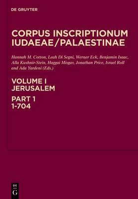 Jerusalem: Part 1: 1-704